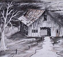 The Barn by derekmccrea