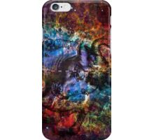 When The Stars Are Right - The Crab Nebula in Taurus iPhone Case/Skin