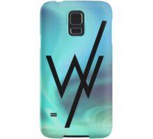 Sleeping with Sirens // Northern Lights Samsung Galaxy Case/Skin