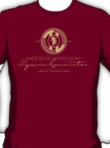 Tywin Lannister Monogram Logo T-Shirt