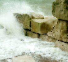 Winchelsea Beach by Ian Elmes