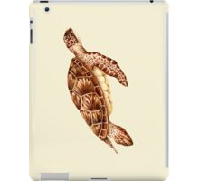 Green Sea Turtle iPad Case/Skin