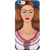 Ines de Castro iPhone Case/Skin