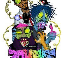 Flatbush Zombies by drdv02