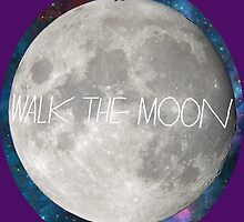Walk the moon to space  by BearSquatchEX