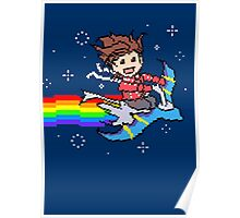 Nyanyanyanyanya Nyan Lloyd! Poster