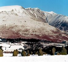 Blencathra by Gordon Hewstone
