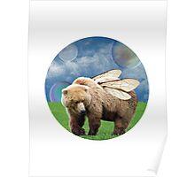 The Bumble-bear Poster