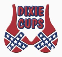 DIXIE CUPS by thatstickerguy