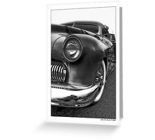 Hammered To Hell Greeting Card