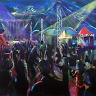 Airlie Beach Music Festival - 2014  Friday Night  by tola