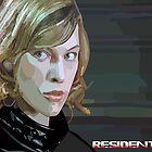 Resident Evil by Matt Tsourdalakis