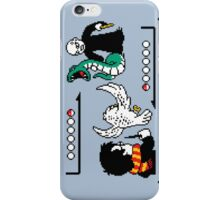Wizard's Battle iPhone Case/Skin