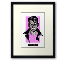 Cry-Baby *RE-EDITED! Framed Print