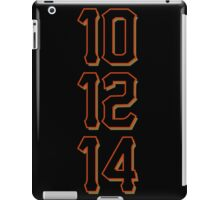 The Dynasty iPad Case/Skin