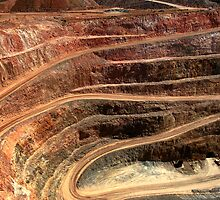New Cobar Gold Mine by Mark Ingram