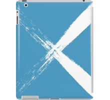 Blue Cross iPad Case/Skin