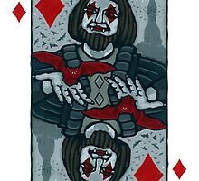 Vampire Jack of Diamonds by pixbyr