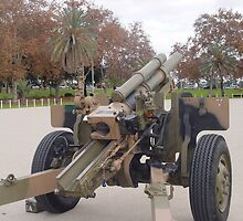 photoj South Australia Army Canon by photoj