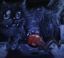 playing at night by envysko