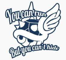 You can run (Blue) by DemonigoteTees