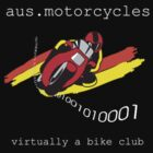 aus.motorcycles - ausmoto t shirt by Amy Lewis