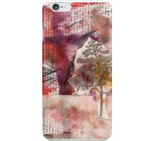 Historic Sketches - XXVL iPhone Case/Skin