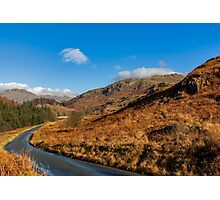 Duddon Valley Road Photographic Print