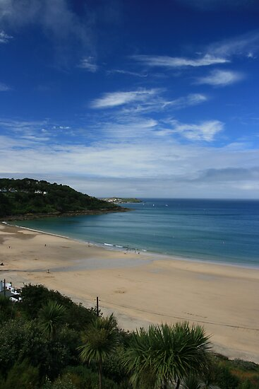 Cornwall at it's best by Justine Humphries