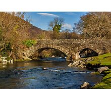 Packhorse Bridge River Duddon Photographic Print