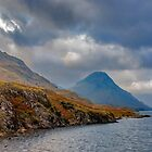 Wastwater Lake District by Trevor Kersley