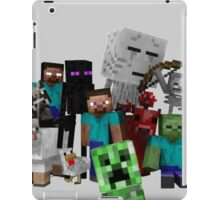 MineWorld6 iPad Case/Skin