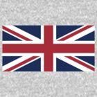 United Kingdom World Cup Flag - Union Jack T-Shirt by deanworld