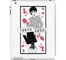 Halfblood - White  iPad Case/Skin