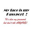 Passport Password by Radwulf