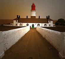Souter Lighthouse by starprice
