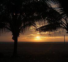 Sunset Beach by Kylie Reid