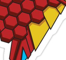 HOUSE STARK - IRON WOLF Sticker