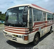 CSO Japan | Bus for Sale by Baruti Swan