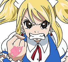 Lucy Heartfilia by Chuppy