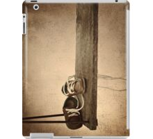 Where Have All The Children Gone...? iPad Case/Skin
