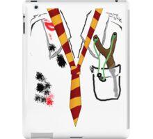 Old School Tie 11 iPad Case/Skin