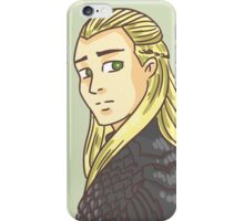 Legolas Greenleaf: Lord of the Rings iPhone Case/Skin