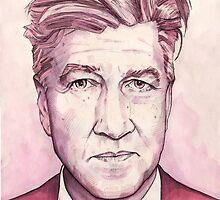 David Lynch - Dune - Twin Peaks - The Elephant Man - Blue Velvet by createdezign