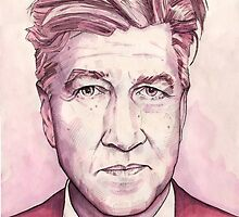 David Lynch - Dune - Twin Peaks - The Elephant Man - Blue Velvet by createdezign