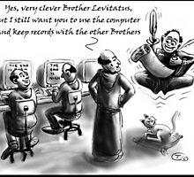 Brother Levitatus by Tom Godfrey