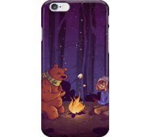 Campfire  iPhone Case/Skin