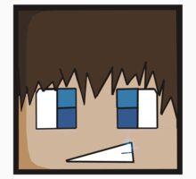 Minecraft head  Kids Clothes