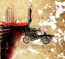 Metropolitan by Faizan Qureshi