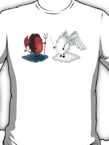bad hedgehog/good hedgehog T-Shirt